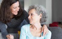 Mujer mayor con Alzheimer (Foto. Freepik)