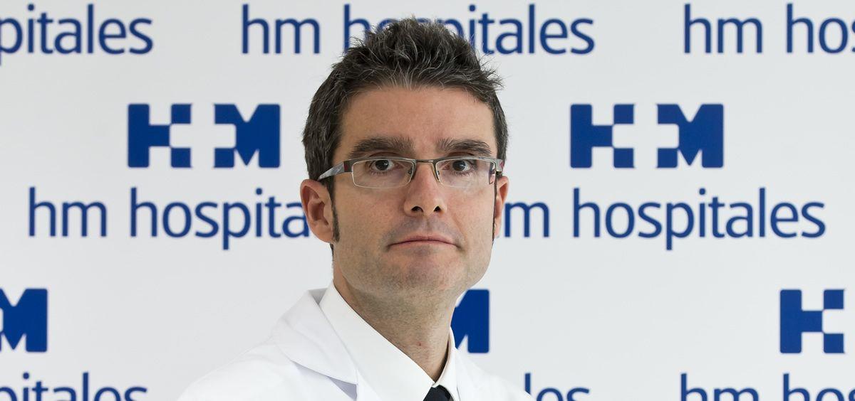 Dr. Fernando Lopez Rios (Foto. HM Hospitales)