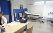 Consulta médica del Sergas. (Foto. Xunta de Galicia)