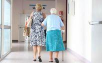 Personas mayores en residencia (Foto. Pixabay)