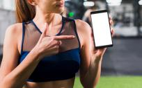 Las apps permiten tener una vida sana y saludable (Foto. Freepik)