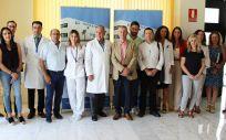 Selección Reunión ayuntamientos. (Foto. Vinapolo Salud)