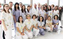 Equipo de Torrevieja (Foto. Vinalopó Salud)