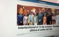 ConSalud.es Septiembre 2019 (Foto. Consalud.es)