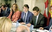 El presidente de la Junta de Castilla y León,  Alfonso Fernández Mañueco (Foto. Castilla y León)
