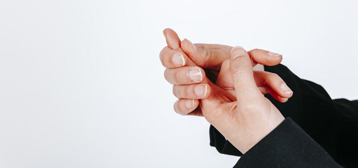 Persona con dolor en las articulaciones (Foto. Freepik)