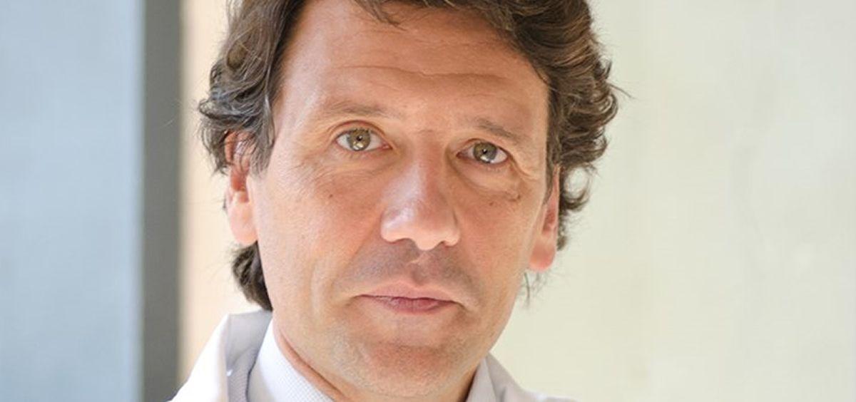 Celso Arango, presidente de la Sociedad Española de Psiquiatría. (Foto. Cibersam)