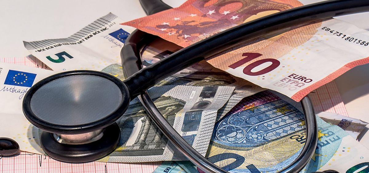 Presupuesto sanitario. (Foto. Pixabay)