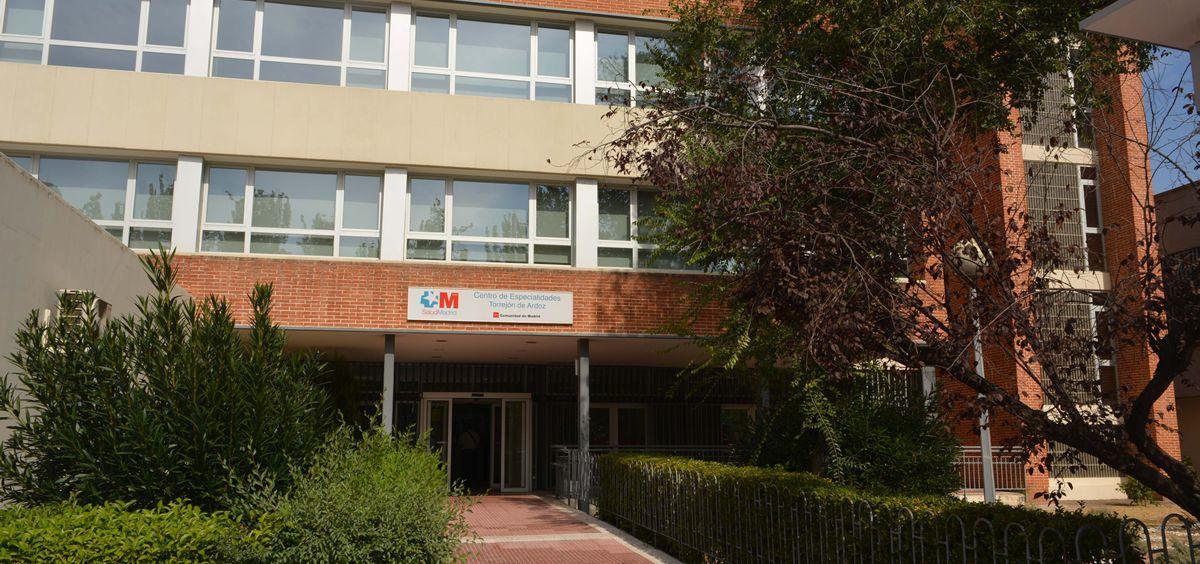 Centro de Especialidades de Veredillas, dependiente del Hospital Universitario de Torrejón (Foto. ConSalud)
