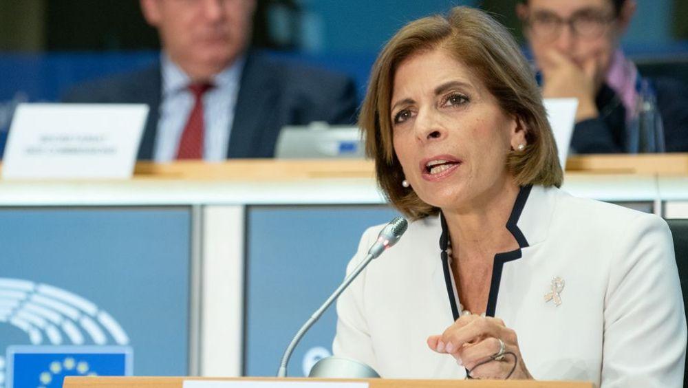 Resultado de imagen para Stella Kyriakides de UE