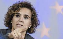 Dolors Montserrat, portavoz del PP en el Parlamento Europeo (Foto: Flickr PP)
