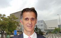 Jordi Ara del Rey, gerente del Hospital Germans Trias
