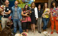 Acto organizado por Bayer sobre la RSC del área Animal Health (Foto. Bayer)