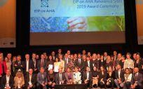 La reunión de la EIP ha estado integrada en el evento de más alcance programa Ambient Assitsed Living que lleva a cabo la UE (Foto. ConSalud)