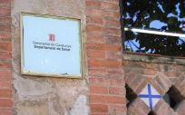 Sede de la Consejería de Sanidad de Cataluña (Foto: Metges de Catalunya)