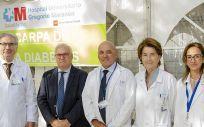 El Servicio de Endocrinología y Nutrición del Hospital General Universitario Gregorio Marañón (Foto. ConSalud)