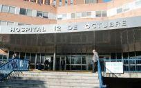 Fachada del Hospital 12 de Octubre (Foto. Comunidad de Madrid)