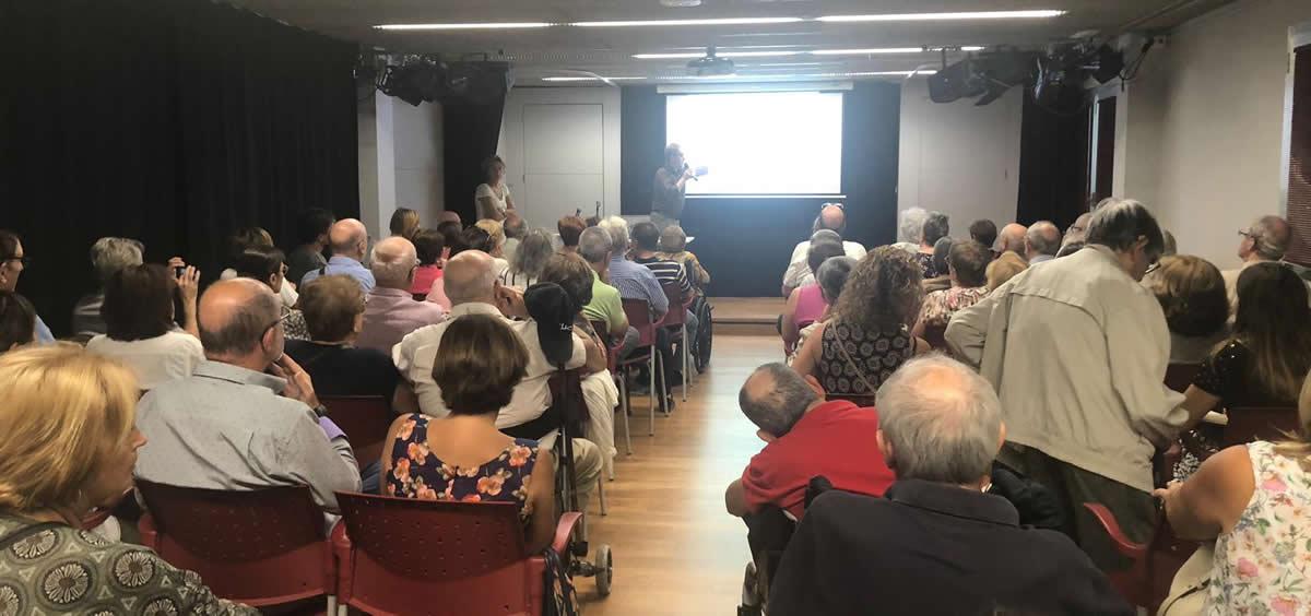 Jornada sobre la enfermedad de Parkinson (Foto. ConSalud)