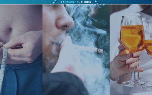 Obesidad, tabaco y alcohol: España por encima de la media de la UE