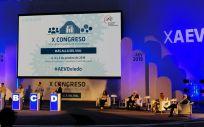 Un instante del X Congreso de la Asociación Española de Vacunología (Foto: AEV)
