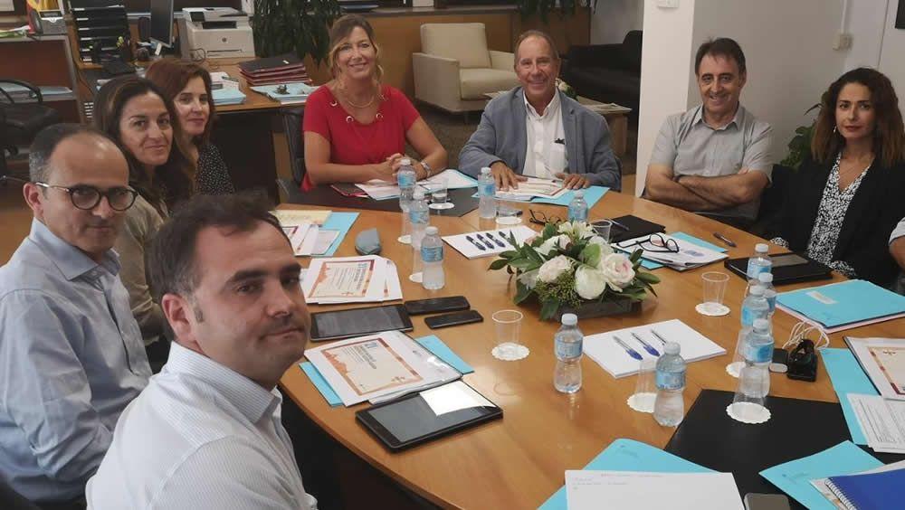 Reunión entre los representantes de las Islas Baleares y las Islas Canarias (Foto. GOIB)