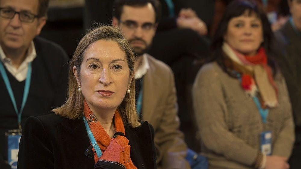 La exministra de Sanidad, Ana Pastor. (Foto. Flickr PP)
