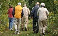 Personas mayores de 65 haciendo ejercicio físico (Foto. Advantage)