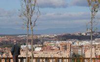 Ensanche de Vallecas. (Foto. Ayuntamiento de Madrid)