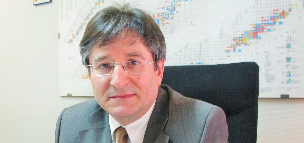 Jefe del Servicio de Física Médica del Hospital Clínico San Carlos hasta 2017, Eliseo Vañó. (Foto. ConSalud)