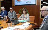 Nekane Murga, consejera de Salud del País Vasco (Foto. Parlamento Vasco)