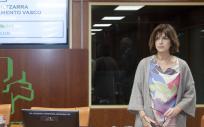 Nekane Murga, consejera de Salud del País Vasco (Foto. Gobierno Vasco)