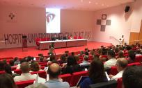 Jornada sobre calidad y gestión clínica en el Hospital Universitario Central de Asturias (Foto. AsturSalud)