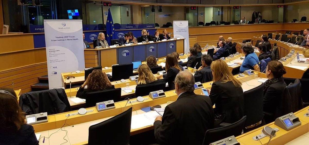 Headway 2020 una nueva hoja de ruta europea en salud mental (Foto. ConSalud)