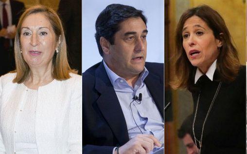 Pastor, Echániz, Romero o Álarcó, los ases sanitarios del PP para el 10-N
