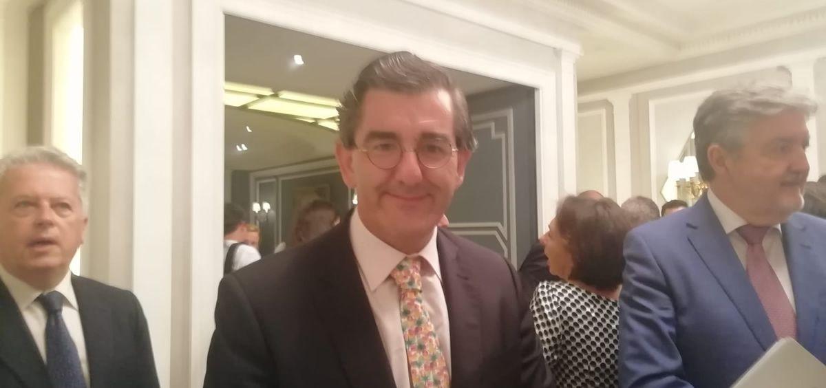 Juan Abarca Cidón, presidente de IDIS (Foto. ConSalud.es)