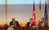 Enrique Ruiz Escudero, durante su comparecencia en la Comisión de Sanidad