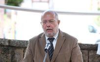 Francisco Igea, vicepresidente de la Junta de Castilla y León. (Foto: Junta Castilla y León)