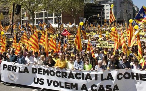 Confrontación entre los médicos catalanes por la sentencia del 'procés'
