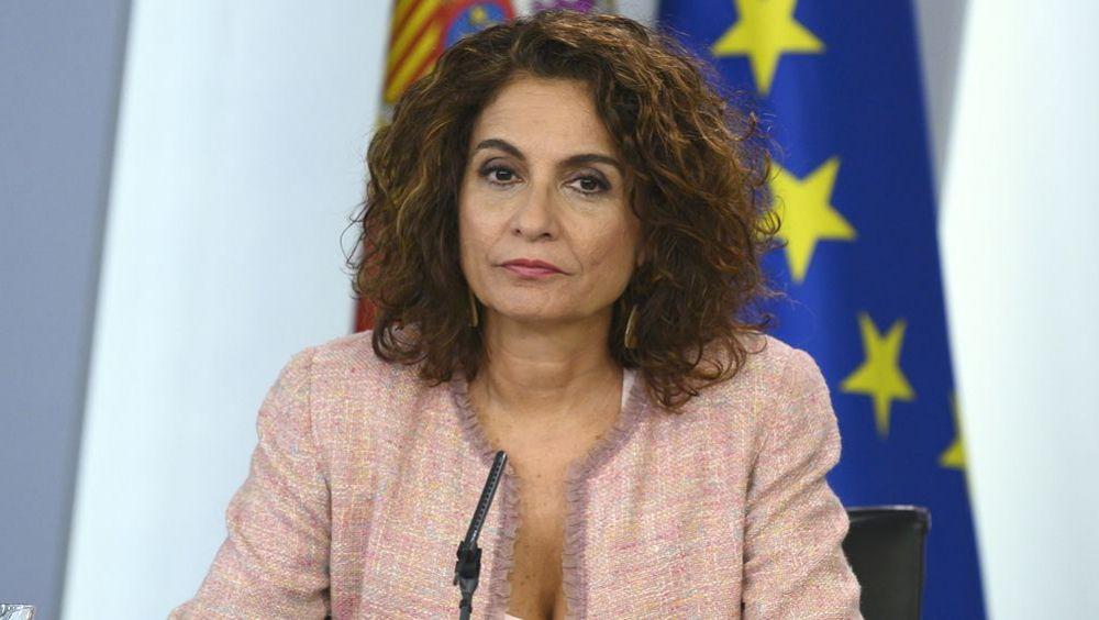 María Jesús Montero, ministra de Hacienda (Foto: Pool Moncloa / Borja Puig de la Bellacasa)
