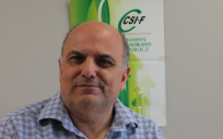 Miguel Borra Izquierdo, presidente de CSIF (Foto. CSIF)