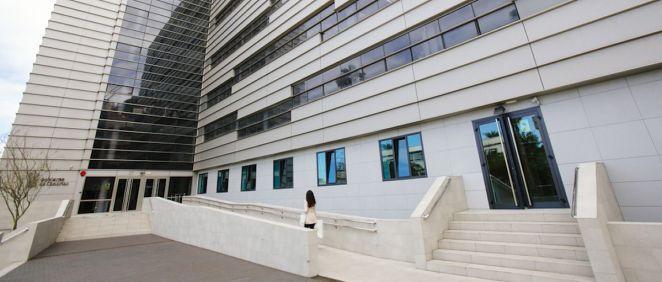 Sede del Servicio Canario de Salud (Foto: Gobierno de Canarias)