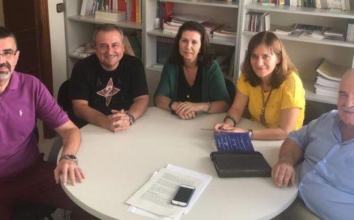 CCOO y Aeesme consensúan sus demandas para los enfermeros especialistas en Salud Mental del SAS
