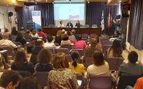 Jornada organizada por el Grupo de Trabajo sobre Vacunaciones de la SEE. (Foto. ConSalud)