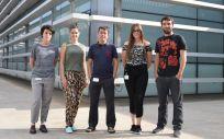 Investigadores que han descubierto la proteína (Foto. Comunidad Valenciana)