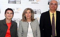 Sonia Gaztambide, Irene Bretón y Francisco Botella (Foto. ConSalud)