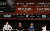 Presentación de ''La decisión de Alicia'', el cortometraje para dar visibilidad a la migraña (Foto. Novartis)