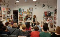Presentación del libro 'Las aventuras de la princesa calva' (Foto. Jesús F. Marcos)