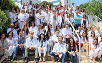 Investigadores del IIS La Fe (Foto. Generalitat Valenciana)