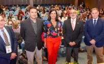 Inauguración del XII Congreso Nacional de Errores Innatos del Metabolismo (Foto. Gobierno de Cantabria)