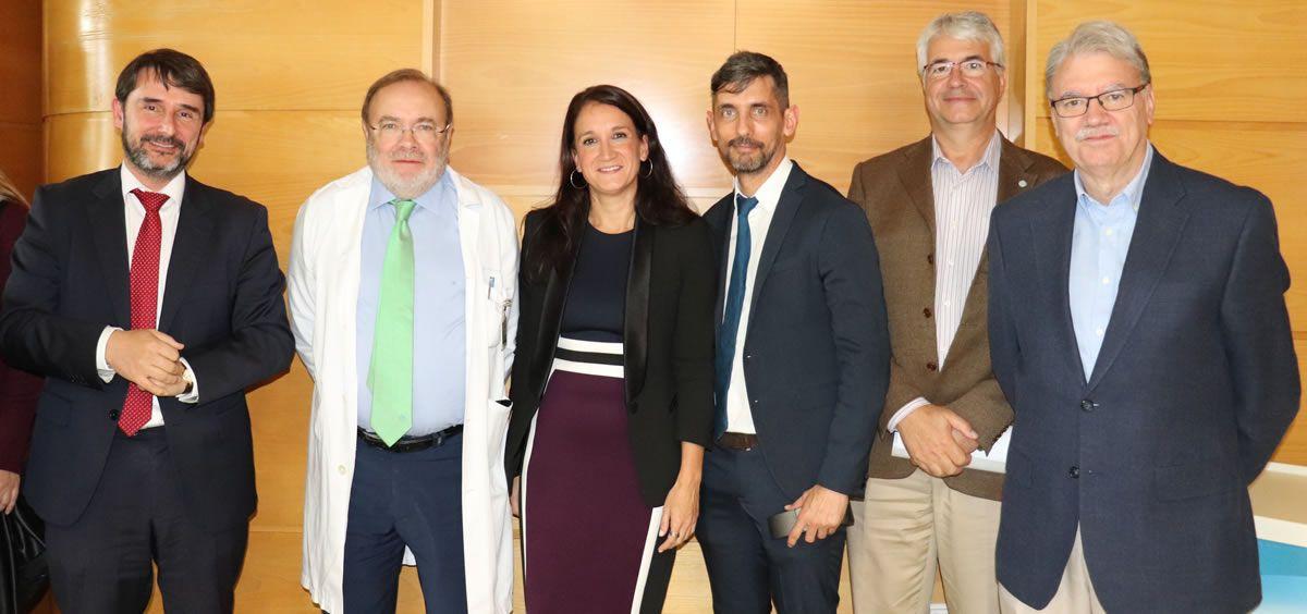 Presentación de la memoria IdiPAZ (Foto. ConSalud.es)